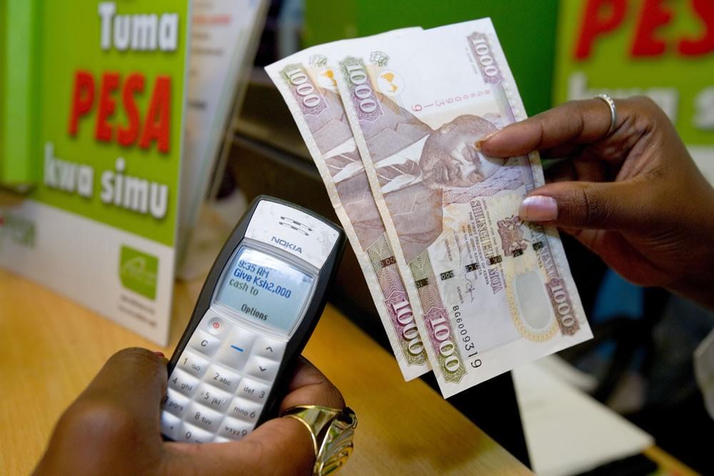 Safaricom 1 - Kenya