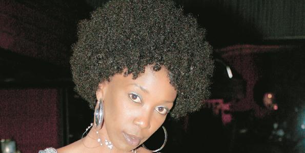 Wahu Kenyan Artiste